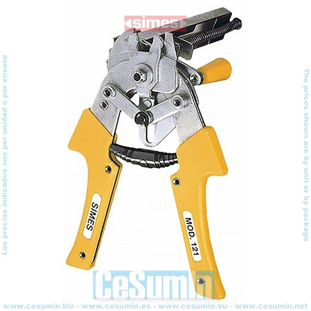 Alicate para cercas modelo 121 - SIMES - Ref: 3200705