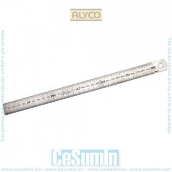 Facom DELA.1051.150 REGLETA INOX 2 CARA 1500 MM
