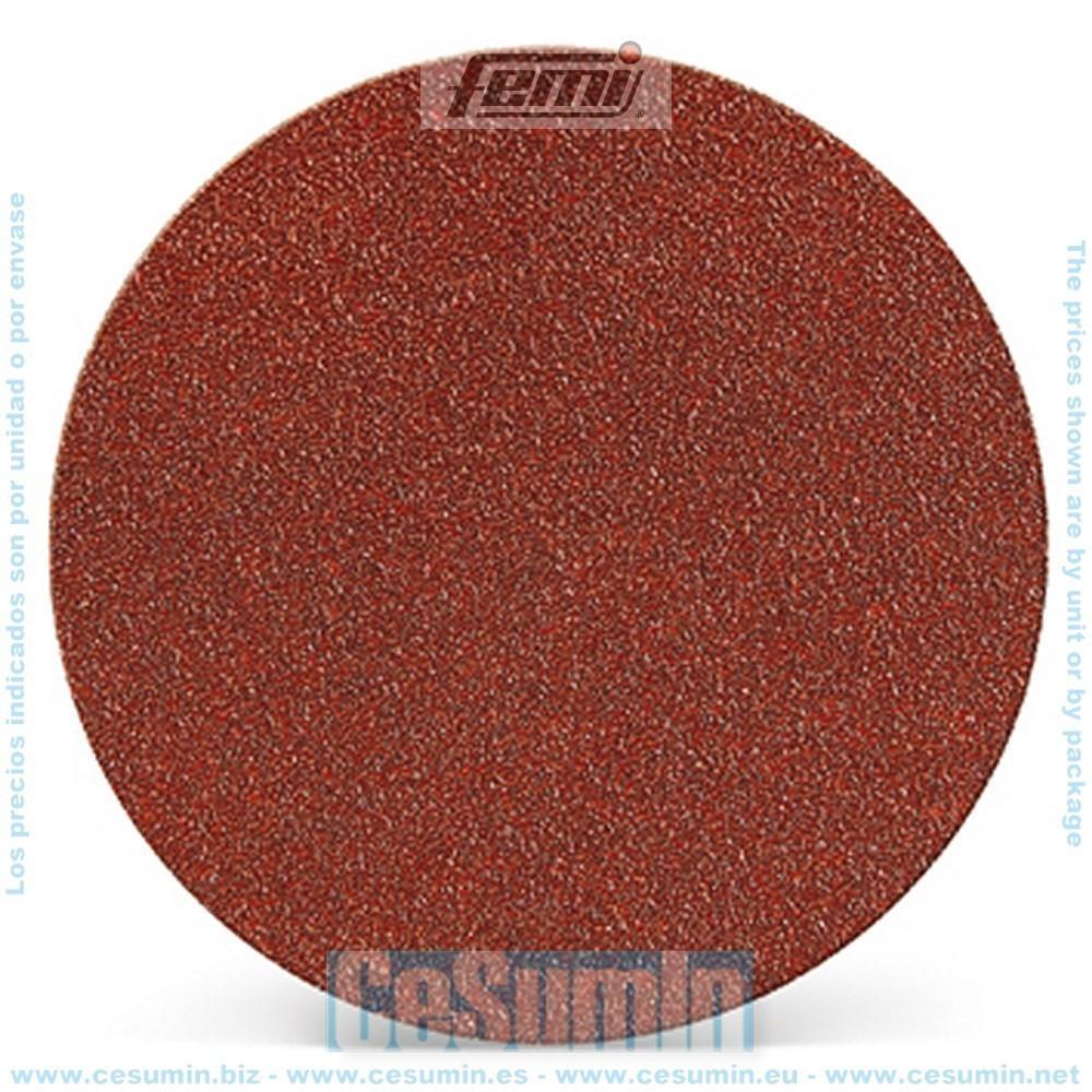 FEMI FM3239930 - disco de 350mm grano 80