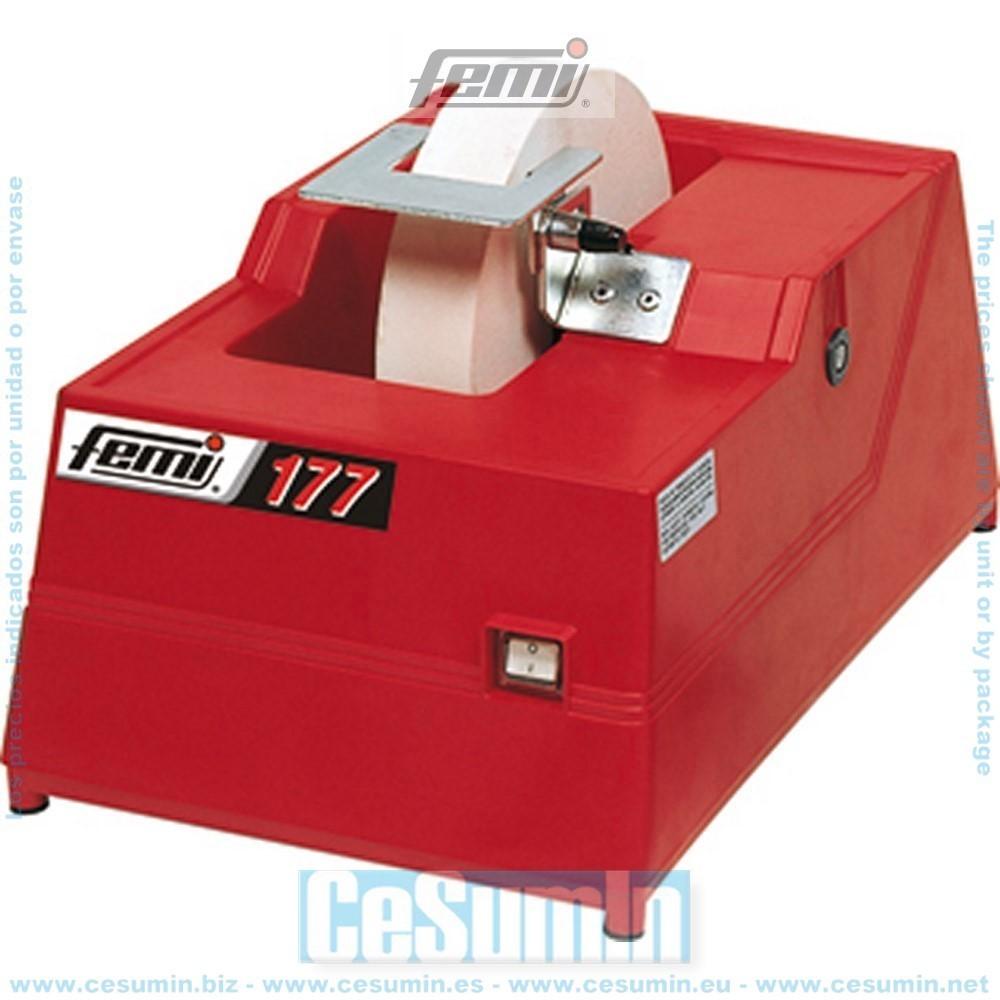 FEMI FM-177 - Afiladora al agua mono-muela diametro 200x40
