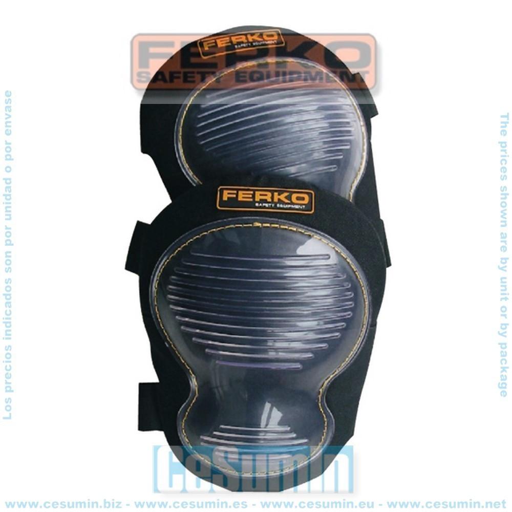 FERKO F-992016 - Par de rodilleras profesionales