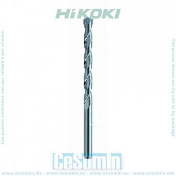 HIKOKI 780859 - Broca mampostería cilíndrica 6x200 mm largo util 150 mm