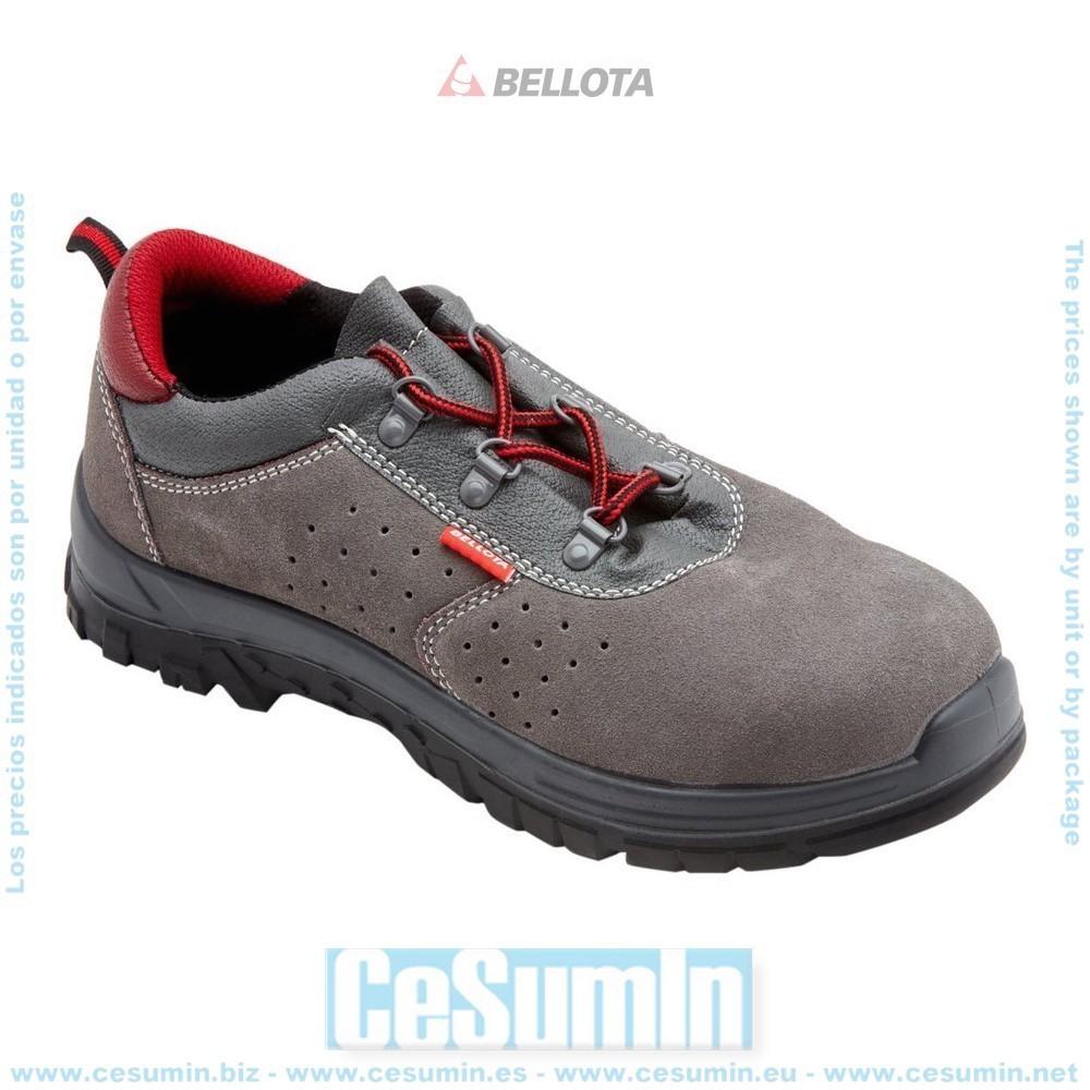 BELLOTA 7230537S1P - Zapato Serraje S1P modelo 72305-37 S1P
