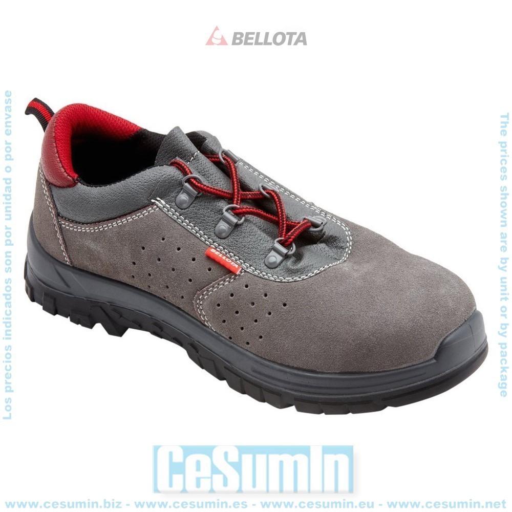 BELLOTA 7230536S1P - Zapato Serraje S1P modelo 72305-36 S1P
