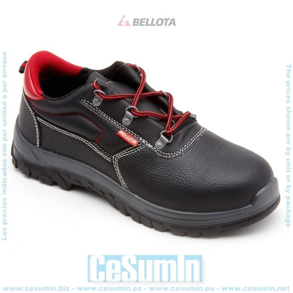 BELLOTA 7230136S3 - Zapato Piel S3 modelo 72301-36 S3