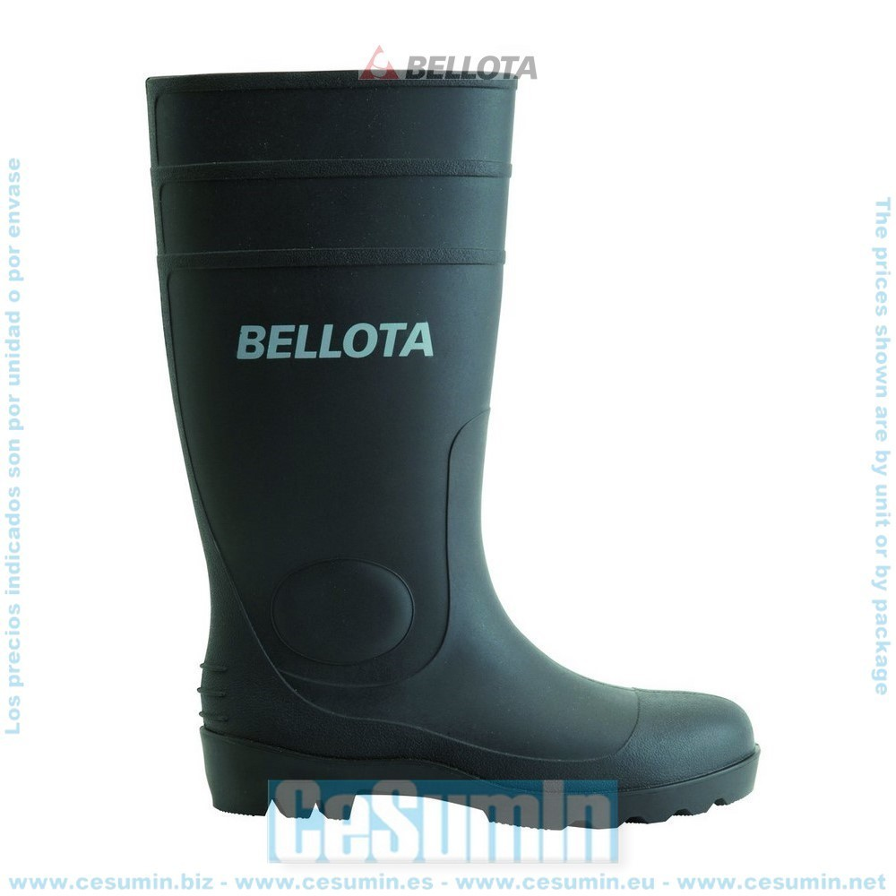 BELLOTA 7224340 - Bota PVC Negra S5 modelo 72243-40 S5