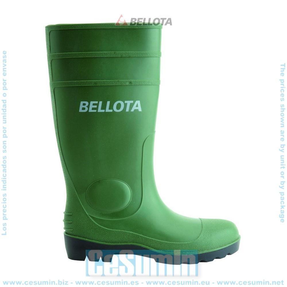 BELLOTA 7224244 - Bota PVC Verde S5 modelo 72242-44 S5