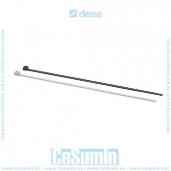 DESA 14014245 - Brida nylon 4.8 x200 negra