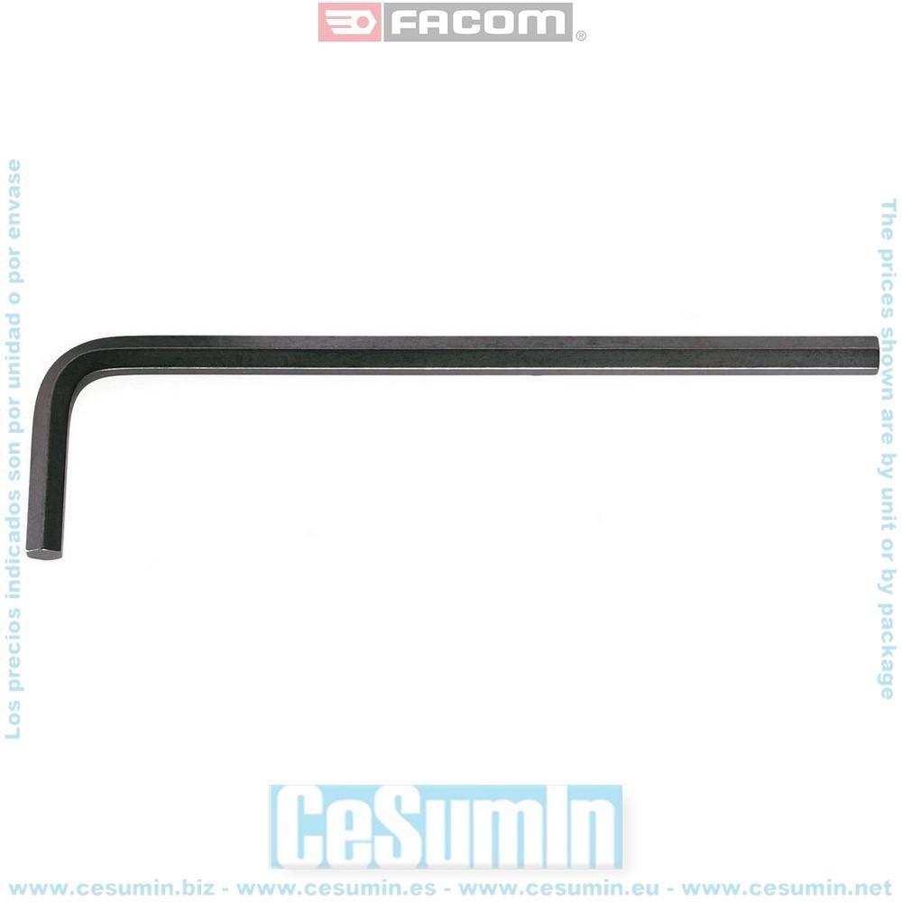 FACOM 83H.9/64 - Llave macho larga 9/64
