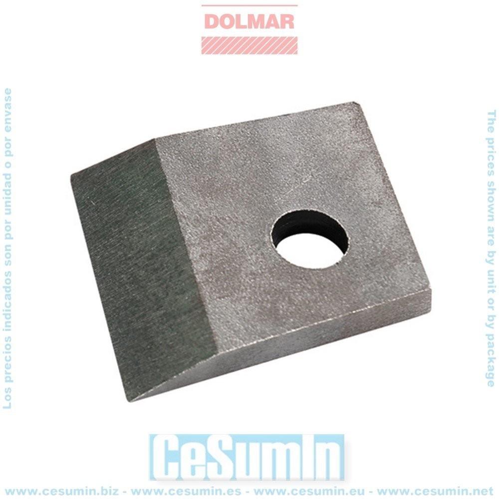 DOLMAR BB600460 - Cuchila tierra 180 milimetros para el modelo pd520
