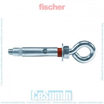 Taco F 10 M 152 Envase de 100 ud. FISCHER 088678