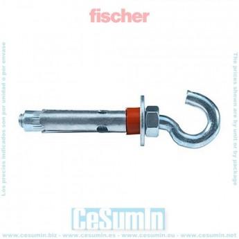 Silver 519782 Caja de 50 Uds fischer Taco Hm 6X65 S //